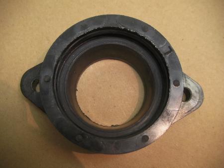 Yamaha SX 650 Carburetor Holder Socket Boots TSR rubber flange part